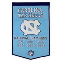 University of North Carolina Basketball Banner