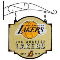 NBA Los Angeles Lakers Tavern Sign