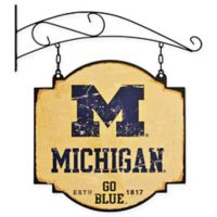 University of Michigan Vintage Sign