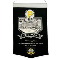 MLB Pittsburgh Pirates PNC Park Stadium Banner