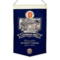MLB Detroit Tigers Comerica Park Stadium Banner
