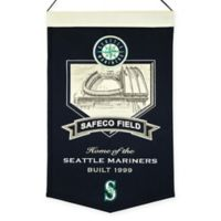 MLB Seattle Mariners Safeco Field Stadium Banner