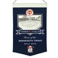 MLB Minnesota Twins Target Field Stadium Banner