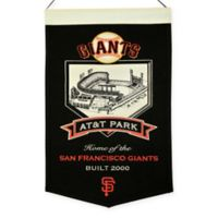 MLB San Francisco Giants AT&T Park Stadium Banner