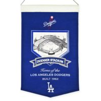 MLB Los Angeles Dodgers Stadium Banner