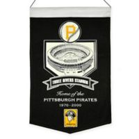 MLB Pittsburgh Pirates Three Rivers Stadium Banner