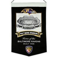 NFL Baltimore Ravens M&T Bank Stadium Banner
