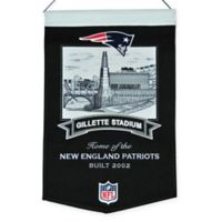 NFL New England Patriots Gillette Stadium Banner