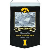 University of Iowa Kinnick Stadium Banner
