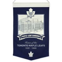 NHL Toronto Maple Leafs Maple Leaf Gardens Stadium Banner