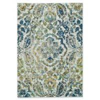 Feizy Caslon Azure 10-Foot x 13-Foot 2-Inch Area Rug in Blue