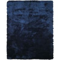 Feizy Isleta 2-Foot x 3-Foot 4-Inch Accent Rug in Dark Blue