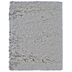 Isleta 3-Foot 6-Inch x 5-Foot 6-Inch Area Rug in Silver