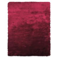 Feizy Isleta 4-Foot 9-Inch x 7-Foot 6-Inch Area Rug in Cranberry