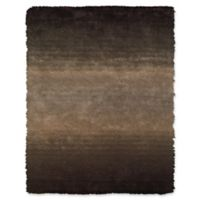 Feizy Isleta 4-Foot 9-Inch x 7-Foot 6-Inch Area Rug in Brown
