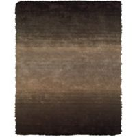 Feizy Isleta 7-Foot 6-Inch x 9-Foot 6-Inch Area Rug in Brown
