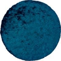 Feizy Isleta 10-Foot Round Area Rug in Teal