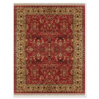 Feizy Alegra 5-Foot x 8-Foot Area Rug in Red