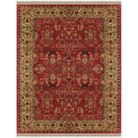 Feizy Alegra 8-Foot x 11-Foot Area Rug in Red