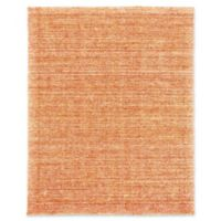 Feizy Bradley 4-Foot x 6-Foot Area Rug in Orange