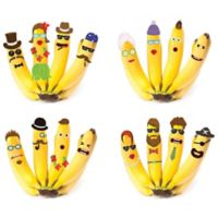 Wallies 100-Piece Banana Wall Decal Set