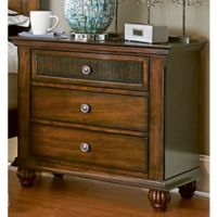 Cotswold Grove Nightstand in Root Beer