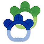 green sprouts® Sili Paw Boys Teether  (2-Pack)