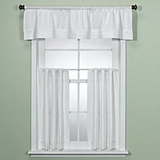 white bathroom window curtains maison white kitchen window curtain tiers bed bath amp beyond 21491