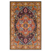 Surya Anika Diamond 7-Foot 10-Inch x 10-Foot 3-Inch Area Rug in Saffron