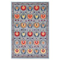 Surya Anika 2-Foot x 3-Foot Accent Rug in Aqua