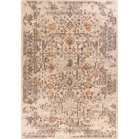 Bob Mackie Home Vintage Marrakesh 5-Foot 3-Inch x 7-Foot 7-Inch Area Rug in Sand