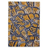 Feizy Cerys Cornflower 5-Foot x 8-Foot Multicolor Area Rug