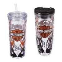 Harley Davidson Hot & Cold Drinkware 2-Piece Set