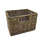 Baum-Essex Wakefield Collection Small Basket in Natural