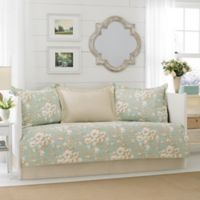 Laura Ashley® Brompton Daybed Set in Aqua