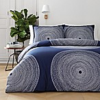 marimekko® Fokus Full/Queen Comforter Set in Navy