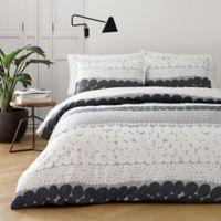 marimekko® Jurmo Twin Duvet Cover Set in Grey
