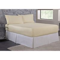 Bed Tite™ Soft Touch Full Sheet Set in Ivory