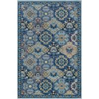 Surya Anika 2-Foot x 3-Foot Accent Rug in Teal