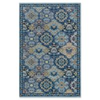 Surya Anika 5-Foot 3-Inch x 7-Foot x 3-Inch Area Rug in Teal