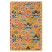Surya Anika 5-Foot 3-Inch x 7-Foot x 3-Inch Area Rug in Saffron