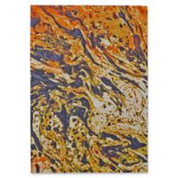 Feizy Cerys Flame 8-Foot x 11-Foot Multicolor Rug