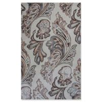 KAS Bob Mackie Home Showtime 8-Foot x 11-Foot Area Rug in Ivory