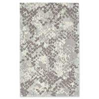 Feizy Pia Abstract 8-Foot x 11-Foot Area Rug in Grey