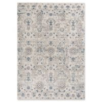 KAS Seville 5-Foot 3-Inch x 7-Foot 7-Inch Area Rug in Ivory