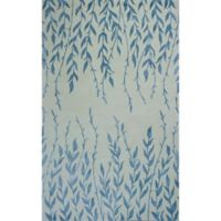 KAS Bob Mackie Home Tranquility 9-Foot x 13-Foot Area Rug in Ivory