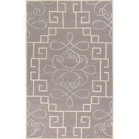 KAS Impressions Windsor 8-Foot x 10-Foot 6-Inch Rug in Grey