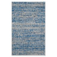 Safavieh Adirondack Heather 2-Foot 6-Inch x 4-Foot Accent Rug in Blue