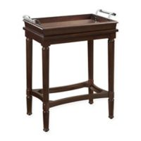 Powell Masterpiece Mia Serving Tray Table in Cherry