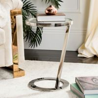 Safavieh Mariana Glass Top End Table